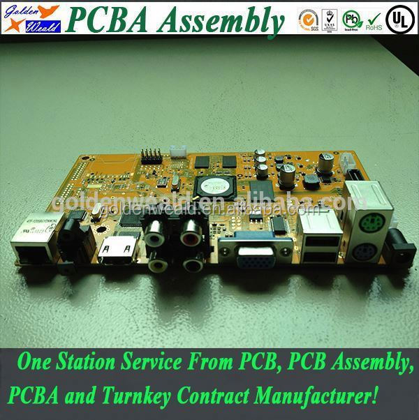 electronics pcb projects of shenzhen pcba manufacturers pcba pcb