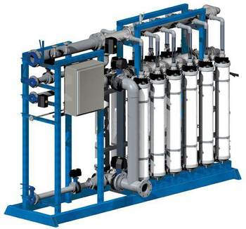 Heavy Metals Removal Water Filter Industrial Wastewater Treatment Plant