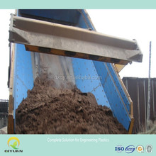 impact resistance uhmwpe truck liner/ hdpe liner sheet/ chute inner liner