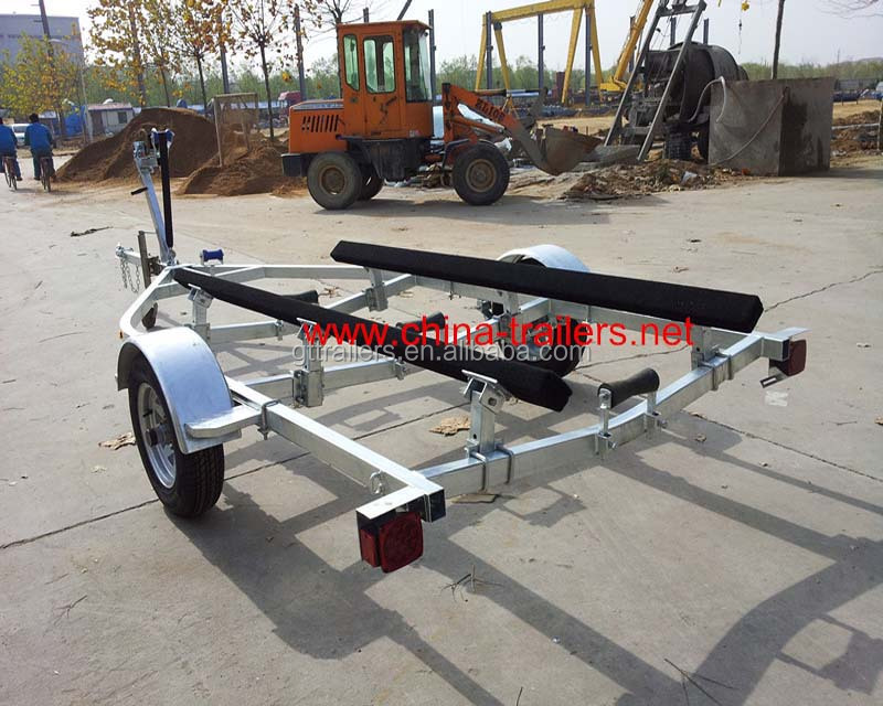 Single Boat trailer with bunk TR0203B