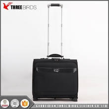 "400*400D Polyester Laptop Computer Traveler Luggage Trolley Case for 14"" Laptop"