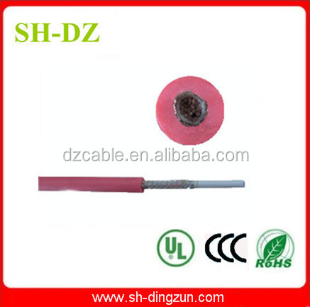 silicone sheath 6mm heat resistant cable