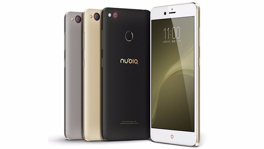 New Original ZTE Nubia Z11 Mini S LTE 4G Mobile Phone MSM8953 Octa Core 5.2'' Android 5.1 4GB RAM 64GB ROM 23.0MP Fingerprint ID