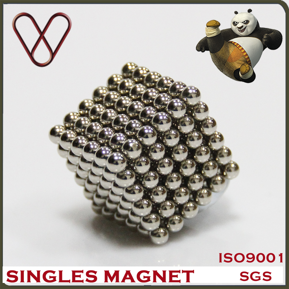 Trade Assurance Neodymium 5mm Magnets cube magnetic sphere magnetic ball