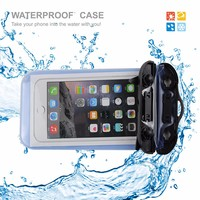 Top Sale Waterproof Cell Phone Case For Swimming Camping Diving Surfing Boating Fishing