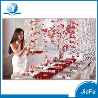 Top Quality Paper Butterfly Hanging Decoration
