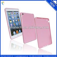 Candy case tpu cover for new ipad mini 2 ,for new ipad mini 2 gel case