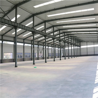 New style low cost pre engineered steel building made in china