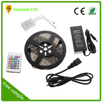 Cheapest price!!! IP65 water-proof 60led/meter addressable white led strip 5050