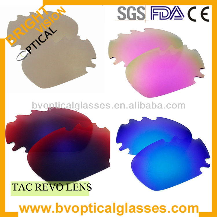 Bright Vision replace polarized TAC mirror sunglasses lens