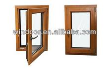 Aluminum clad wood windows and doors
