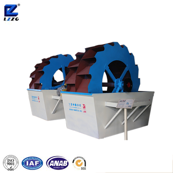 Large Capacity Sand Washing Machine,high capacity river sand washing machine