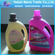 Wholesale Bulk Liquid Laundry Detergent 12-18% Active Matter