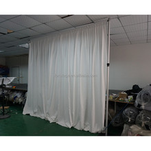 Wholesale telescopic backdrop stand pipe and drape/birthday party drape pipe and drape
