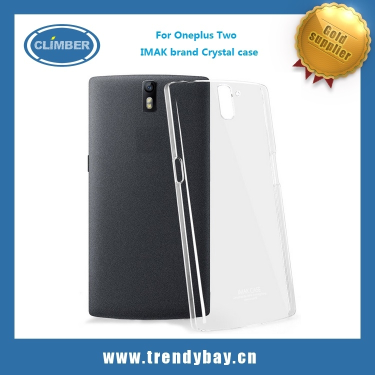 IMAK brand crystal case For oneplus two