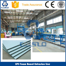 CO2 FOAMING FULLY AUTOMATICAL STYROFOAM INSULATION BOARD EXTRUDER MACHINE