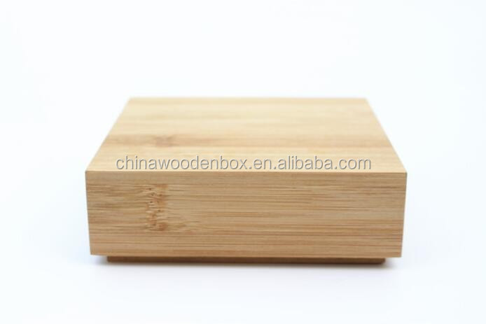 Wholesale new fashion handmade wooden gift box