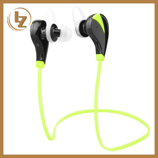 New product magnetic bluetooth headphone sports stereo earphones,wireless bluetooth headset
