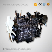 Nature Gas 6T114-24V 6LT LNG CNG Engine Assembly
