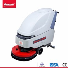 Clever 510BT Walk Behind Industrial Cold Water Floor Scrubber