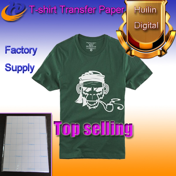 A3 A4 T Shirt Heat Transfer Sublimation Paper For Laser