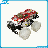 !7 Messenger dancing stunt cars (paddle / Uruguay Round) sds hobby rc dancing car