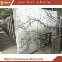 Gentleman white white marble with green veins