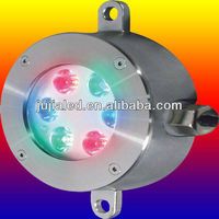 led underwater light for swimming pool (Plastic shell & wall mount)