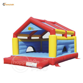 Happy hop Pro Bounce House Commercial-1011 Activity Super Center Bounce House,commercial use inflatable bouncer