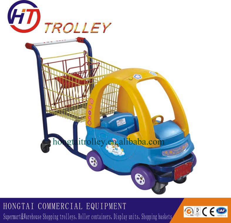 Supermarket Baby Shopping Cart Toy for Children Shopping