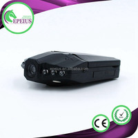 HOT SALES H198 6 ir led hd h198 car dvr black box dvr video recorder camera car dvr black box