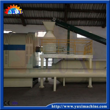 The Production Line for Rubber recycling into crude oil Machinery