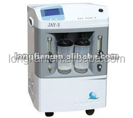 CE Oxygen concentrator for home care oxygen therapy with 5L