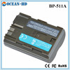 Camera battery for Canon Canon EOS 20D 20Da 30D 40D 50D 5D D30 D60 G5 G6 Pro1 Pro70
