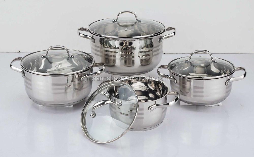 8pcs set technique tivoli rena ware cookware for stainless steel handles view tivoli cookware - Tivoli kitchenware ...