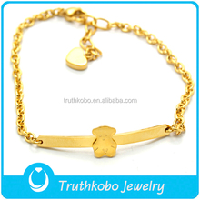 anchor bracelet with ghost lastly design sacred gold bracelet