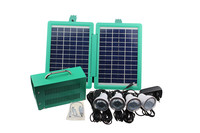 Solar Energy Kit,Solar Lighting System,LED panel light from China