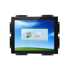 Embedded installation front panel IP65 waterproof 19 inch open frame monitor