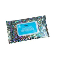 Custom Makeup Wipes Smooth Surface Make Up Remove Wipes With Great Tensile Strength