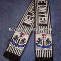 Custom sport football scarf