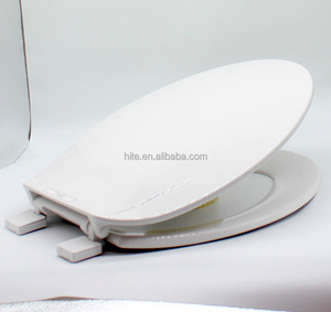 high quality bathroom toilet seat American elongated toilet seat cover with fast close