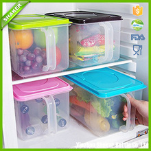 Airtight Containers for flour and sugar Kitchen Food Crisper Food Container Box Refrigerator Storage Box Box with Handle