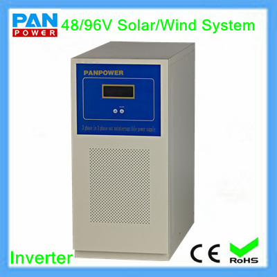 48V 5KW 6KW 7KW 8KW 10KW 12KW Three Phase Power Inverter Converter For Off Grid Solar System