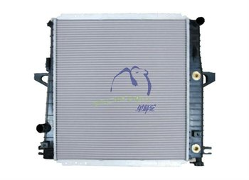 Aluminum Auto Radiator for Ford Ranger 2.9D'98-/ '08-11