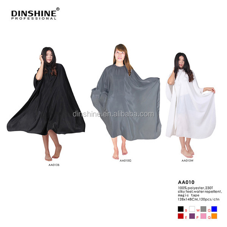Wholesale Salon Hair Cutting Cape Units Waterproof Hairdressers Cape