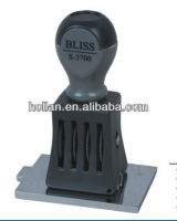High Quality Rubber Rolling Self-inking Number Stamp