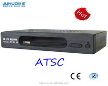 2016 Hot Product ATSC Digital TV Receiver Low Price for North America Market