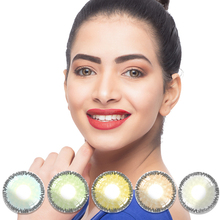 2018 Freshgo Top Selling Premium Contact Lenses Soft Color Contact Lens Wholesale