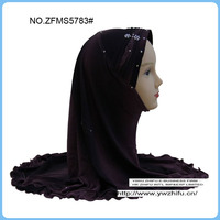 Hot arab hijab turban tudung bawal