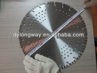"350x10x25.4mm 14"" blade saw cutting tools laser diamond saw blade for iron,copper,IPE,granite, concrete and marble power tools"